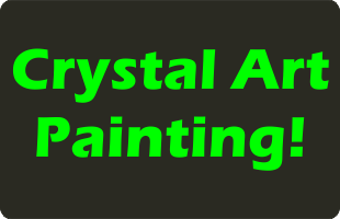 Crystal Art Painting!