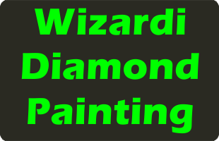 Wizardi Diamond Painting